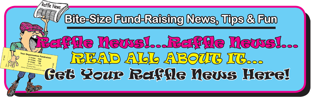 Raffle Tickets Fundraising News